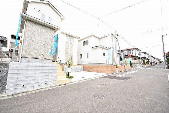 新築一戸建て-仙台市青葉区桜ケ丘4丁目 外観