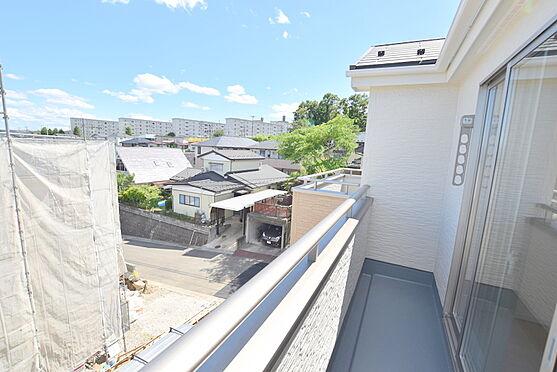 新築一戸建て-仙台市青葉区中山6丁目 バルコニー