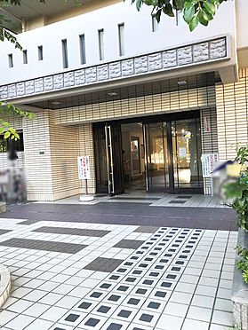 中古マンション-大阪市生野区巽西1丁目 玄関