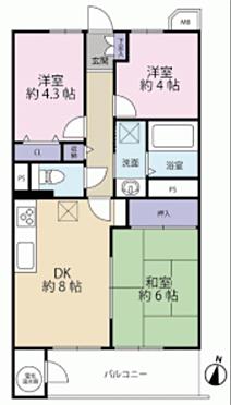 マンション(建物一部)-八街市八街ほ 間取り