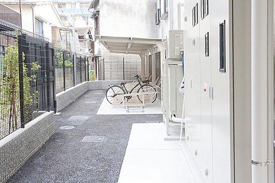 区分マンション-新宿区西早稲田3丁目 駐輪場