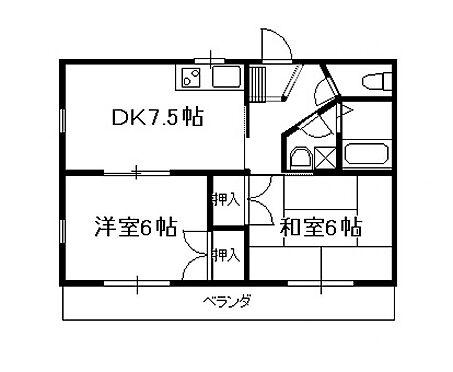 アパート-宮崎市吉村町寺ノ下 no-image