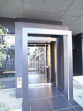 中古マンション-新宿区若松町 エントランス