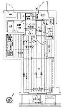 マンション(建物一部)-板橋区東山町 間取り