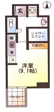 区分マンション-大阪市都島区友渕町2丁目 図面より現況を優先します。