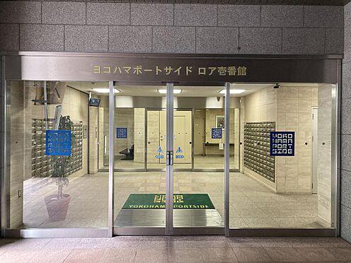 マンション(建物一部)-横浜市神奈川区栄町 エントランス