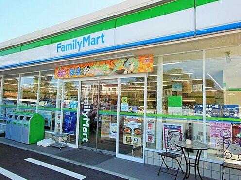 戸建賃貸-西尾市平坂吉山1丁目 ファミリーマート 西尾羽塚店389m