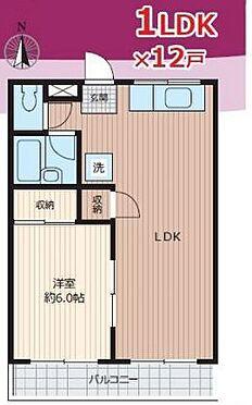 マンション(建物全部)-熊谷市高柳 間取り