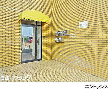 マンション(建物全部)-練馬区大泉町2丁目 玄関