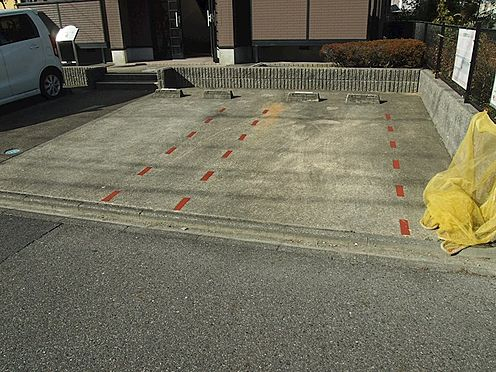 アパート-名古屋市中川区江松5丁目 駐車場