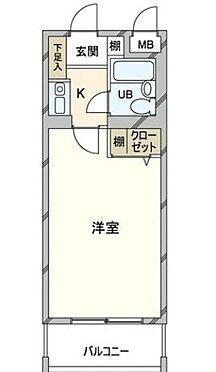 マンション(建物一部)-神戸市東灘区魚崎西町3丁目 単身者向けのプラン
