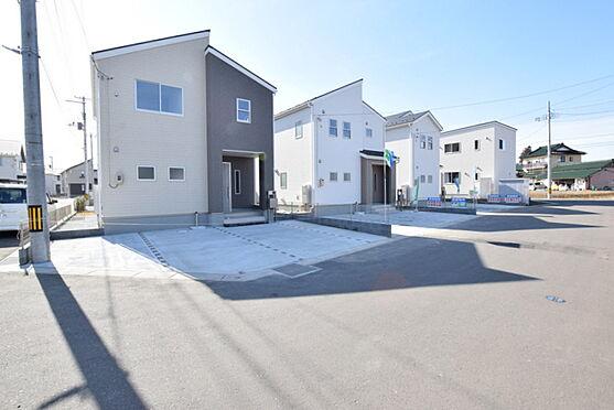 新築一戸建て-仙台市太白区富沢字宮崎 外観