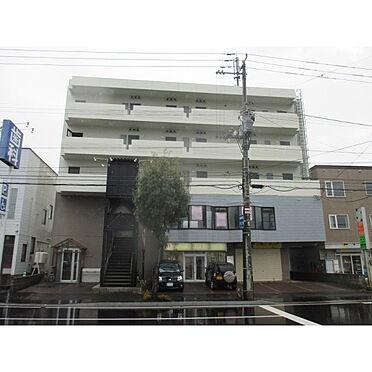 店舗付住宅(建物全部)-札幌市白石区川下二条4丁目 外観
