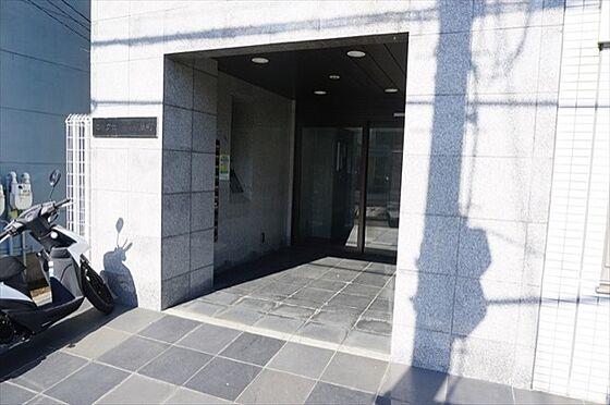 中古マンション-横浜市南区前里町3丁目 エントランス
