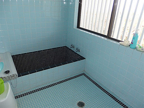 中古一戸建て-伊東市赤沢 【浴室】 温泉を楽しむ浴室