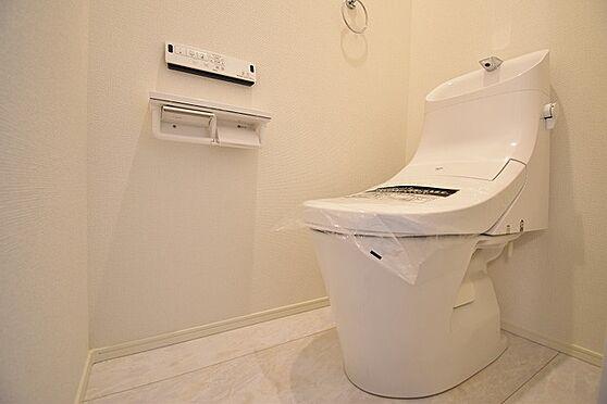 新築一戸建て-江戸川区平井1丁目 トイレ