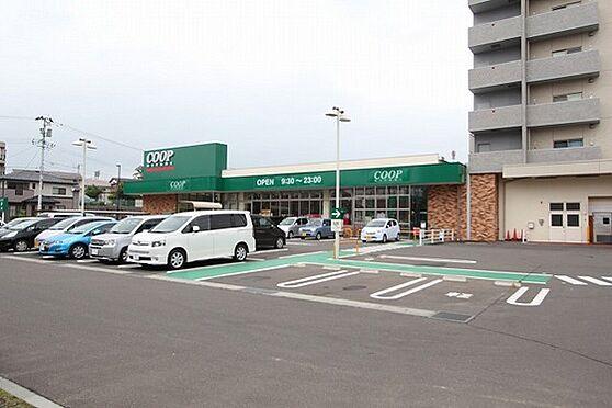 アパート-仙台市泉区山の寺1丁目 COOP MIYAGI市名坂店1480m