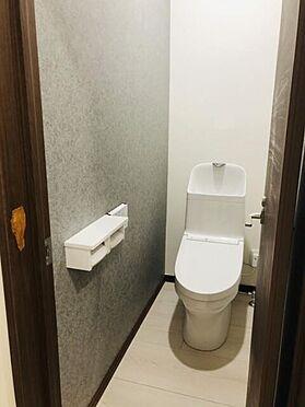 アパート-新宿区北新宿1丁目 トイレ