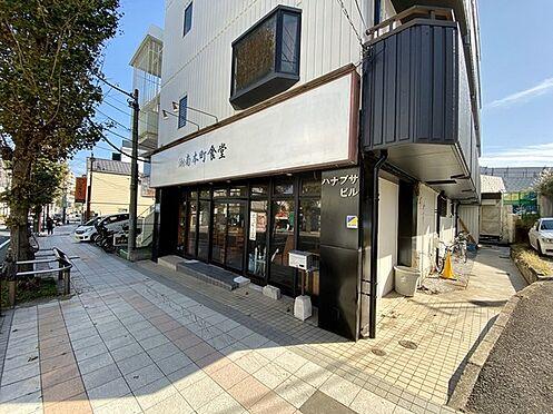 収益ビル-藤沢市本町4丁目 1階店舗部分。