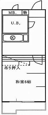 中古マンション-練馬区石神井台4丁目 間取り