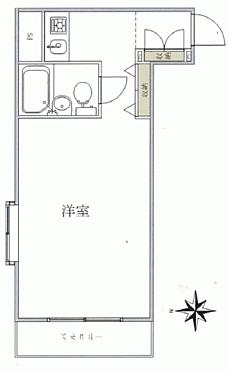 マンション(建物一部)-世田谷区宮坂2丁目 間取り