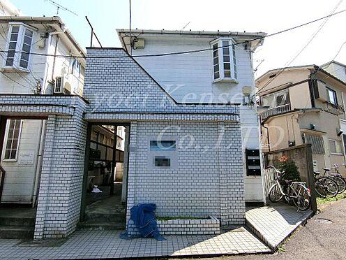 アパート-渋谷区本町3丁目 外観