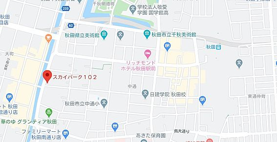 マンション(建物一部)-秋田市中通3丁目 その他