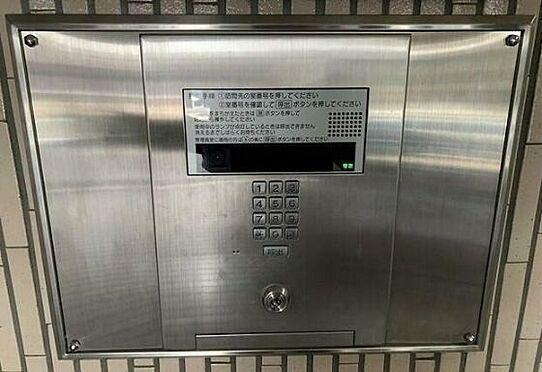 区分マンション-京都市中京区松屋町 オートロック完備
