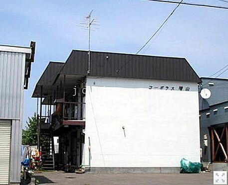 アパート-旭川市末広五条8丁目 外観