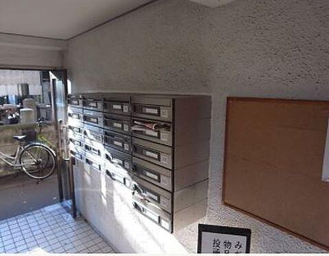 マンション(建物一部)-新座市新堀3丁目 レヂオンス清瀬・ライズプランニング