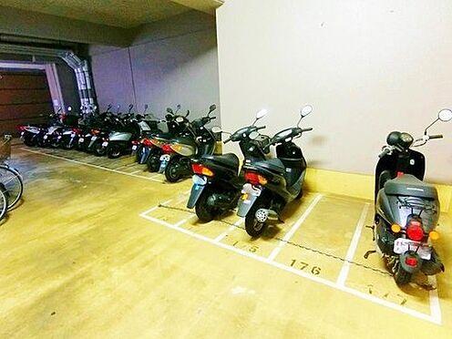 マンション(建物一部)-神戸市須磨区北落合6丁目 バイク置き場も屋内です