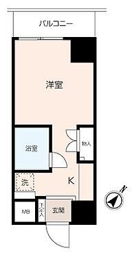 中古マンション-横浜市神奈川区浦島町 オーナーチェンジ物件 月額賃料:54、000円(年間収入:648、000円)