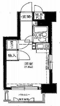 マンション(建物一部)-大阪市城東区新喜多1丁目 間取り