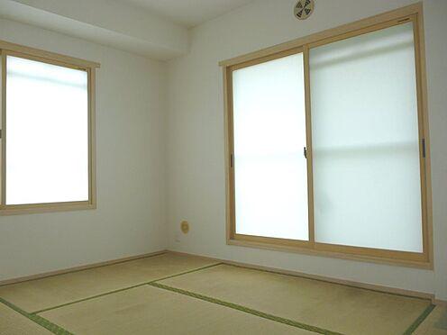 中古マンション-横須賀市グリーンハイツ 北側和室も令和元年8月にリフォームしています