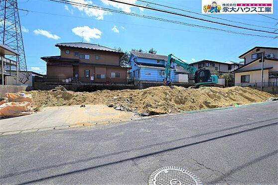 土地-仙台市泉区南中山1丁目 外観