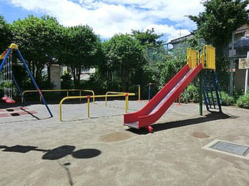 アパート-目黒区大岡山1丁目 清水窪児童公園