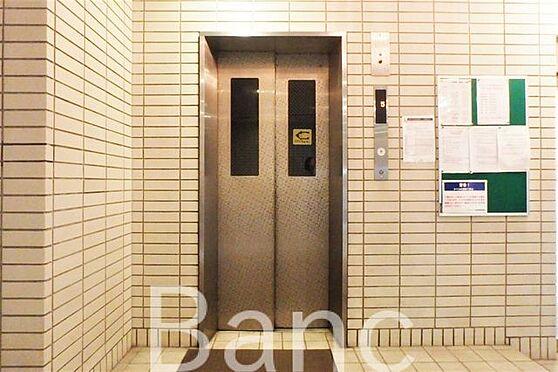 中古マンション-豊島区西巣鴨1丁目 エレベーター
