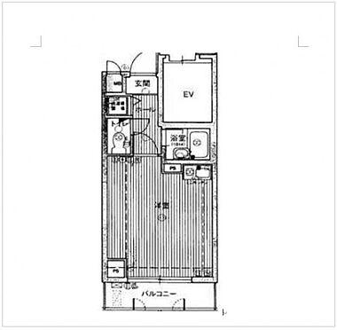 マンション(建物一部)-大阪市西区西本町2丁目 間取り