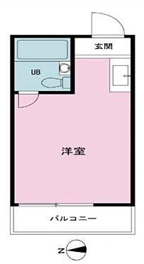 マンション(建物一部)-世田谷区太子堂5丁目 間取り