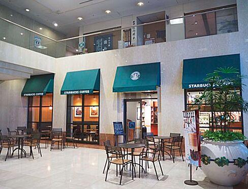アパート-中野区中央1丁目 喫茶店・カフェスターバックスコーヒー 西新宿三井ビル店まで827m