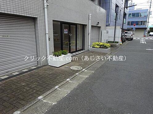 店舗事務所(建物一部)-平塚市宮の前 外観