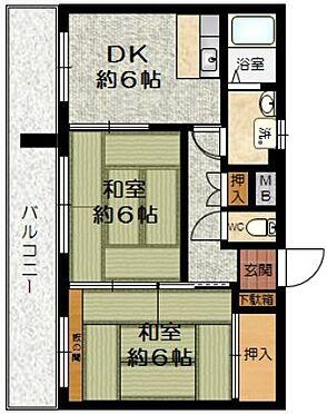 マンション(建物一部)-神戸市長田区宮川町9丁目 最上階につき見晴らし・眺望良好