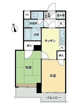 中古マンション-狛江市和泉本町2丁目 間取り