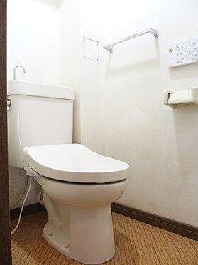中古マンション-八王子市別所2丁目 お手洗いもきれいにお使いです