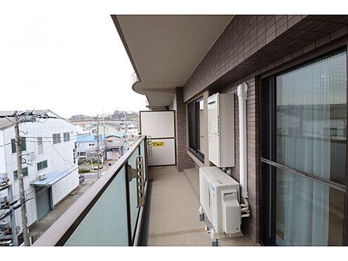 中古マンション-横浜市港北区新羽町 バルコニー
