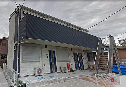 アパート-横須賀市三春町4丁目 外観です