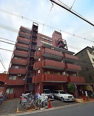 区分マンション-京都市中京区松屋町 落ち着いた印象の外観