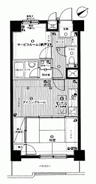 マンション(建物一部)-横浜市鶴見区鶴見中央2丁目 間取り