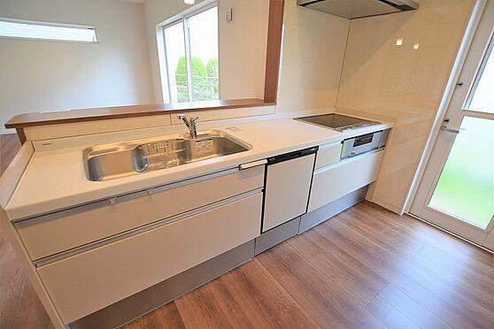 新築一戸建て-仙台市若林区荒井3丁目 キッチン