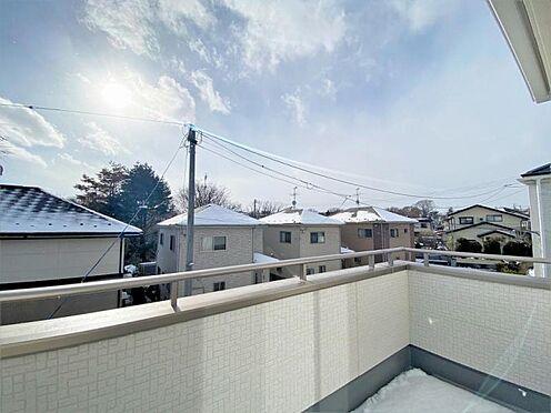 新築一戸建て-仙台市宮城野区自由ケ丘 バルコニー